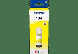 EPSON EcoTank 104 Tintenbehälter Gelb (C13T00P440)