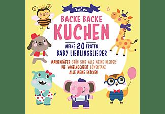 VARIOUS - Backe Backe Kuchen Teil 5 Meine 20 Ersten Baby Lie  - (CD)