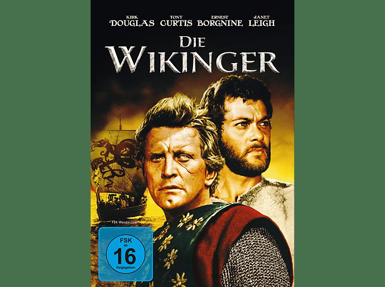 Die Wikinger - Softbox [Blu-ray]