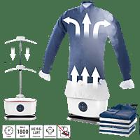 CLEANMAXX Dampf-Hemden und Blusen Bügelautomat Weiss 02968