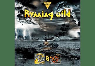 Running Wild - Original Vinyl Classics: The Rivalry+Victory  - (Vinyl)