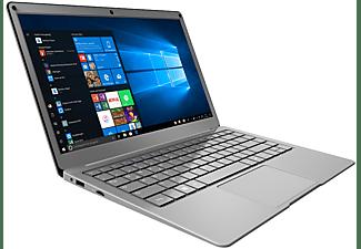 TREKSTOR SURFBOOK A13B-PO, Notebook mit 13,3 Zoll Display, Pentium® Prozessor, 4 GB RAM, 64 GB Interner Speicher, HD Graphics 500, Silber