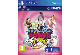 Knowledge is Power - Decades (PlayLink) (PlayStation 4)