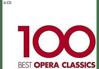 VARIOUS - 100 Best Opera Classics  - (CD)