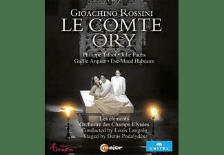 Talbot/Fuchs/Arquez/Orchestre des Champs-Élysées/+ - Le Comte Ory  - (Blu-ray)