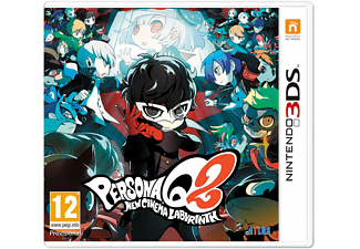 Nintendo 3DS Persona Q2: New Cinema Labyrinth