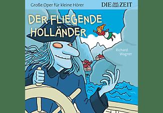 Zamperoni,Luca/Bergmann,Christian/+ - Der fliegende Holläner  - (CD)