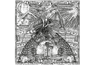 Darkened Nocturn Slaughtercult - Mardom  - (CD)