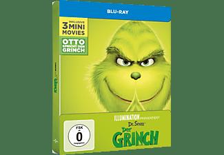 Der Grinch (2018)-Blu-ray-Steelbook-Exklusiv Blu-ray