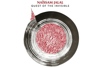 Naissam Jalal - Quest Of The Invisible - (Vinyl)
