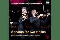 Pramsohler,Johannes/Bernabe,Roldan - Sonaten Für Zwei Violinen [CD]