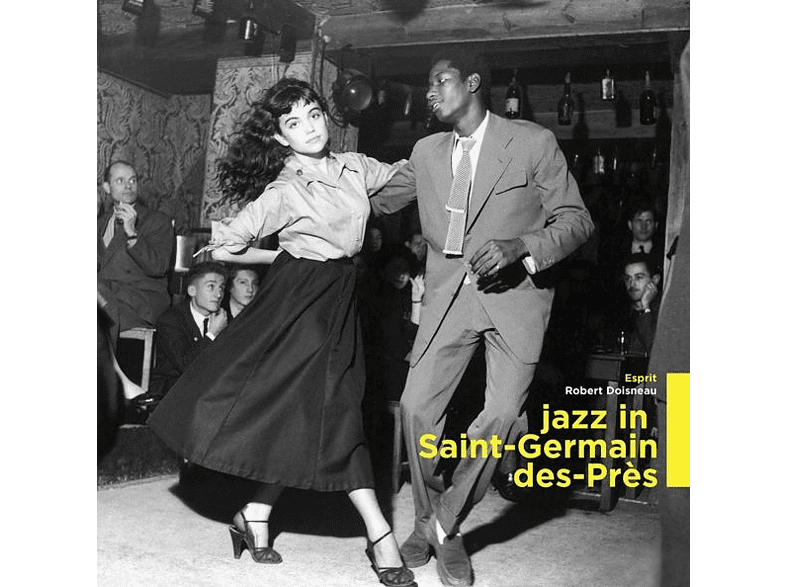 VARIOUS - Jazz In Saint-Germain des-Près [Vinyl]