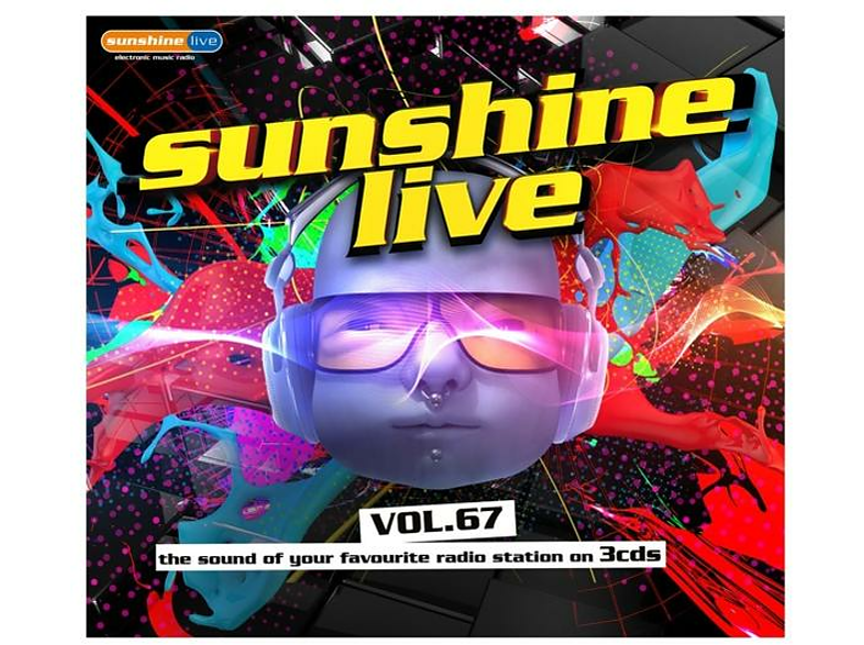 VARIOUS - Sunshine Live 67 [CD]