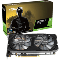 KFA2 GeForce® GTX 1660 Ti OC 6GB (60IRL7DSY91K) (NVIDIA, Grafikkarte)