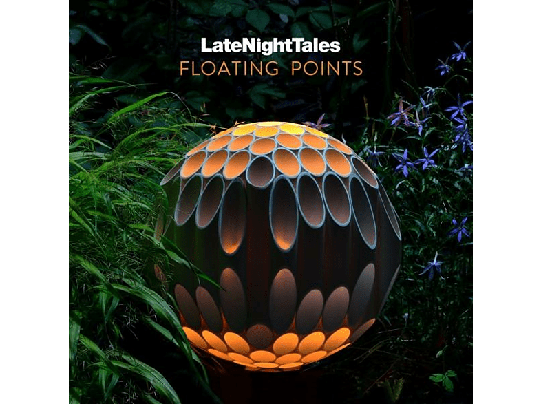 Floating Points - Late Night Tales (Gatefold 180g 2LP+MP3+Poster) [LP + Download]