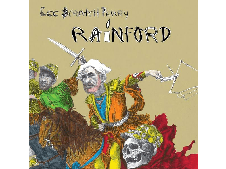 Lee Scratch Perry - Rainford [CD]