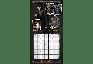 Fantastic Beasts Kalender 2019 THE CRIMES OF GRINDELWALD