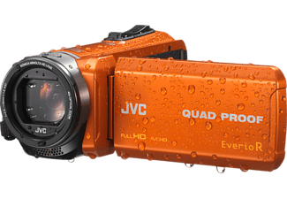 JVC Camcorder GZR445DEU Orange