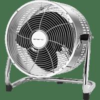 EMERIO FN-120955 Windmaschine Chrom/Silber (50 Watt)