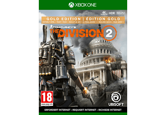 Xbox One - The Division 2 - Gold Edition /Multilingue