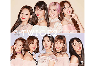 Twice - #Twice2 (Limited Edition) (CD + DVD)