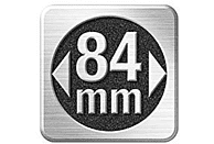 SAGE SJE430SIL2CEU1 The Nutri Juicer Cold Entsafter 1250 Watt Silber/Transparent