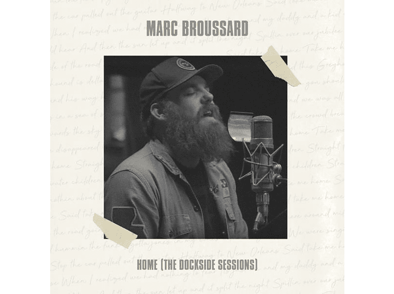 Marc Broussard - Home (The Dockside Sessions) [CD]