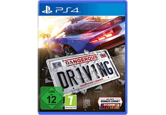 Dangerous Driving - [PlayStation 4]