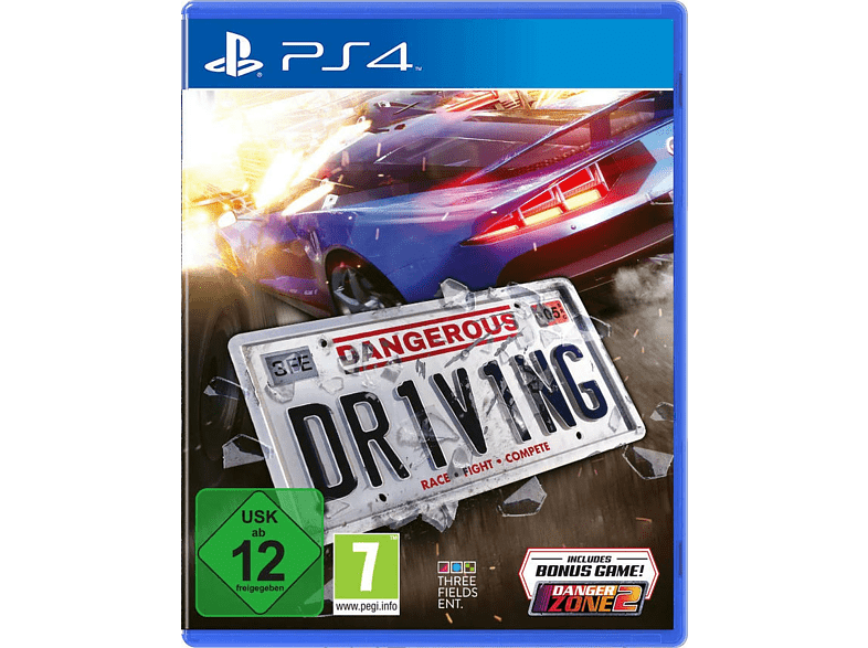 Dangerous Driving [PlayStation 4]