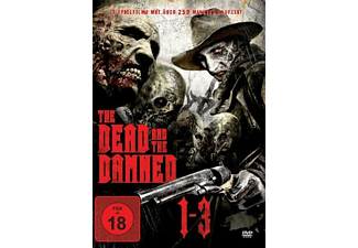 The Dead And The Damned 1-3 - (DVD)