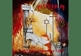 Attika - When Heroes Fall  - (CD)