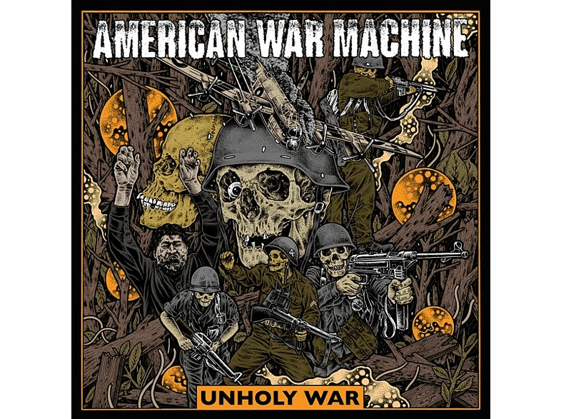 American War Machine - Unholy War (Lim Gray Vinyl) [Vinyl]