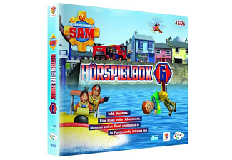 Feuerwehrmann Sam - Feuerwehrmann Sam-Hörspiel Box 6 (3 CDs)  - (CD)