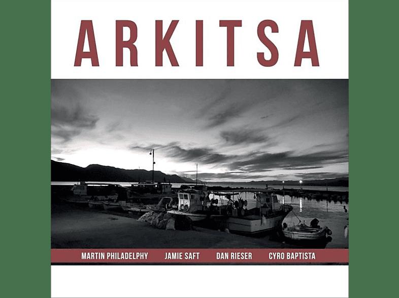 Martin Philadelphy - Arkitsa [CD]