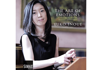 Yuko Inoue - The Art of Emotions - (CD)