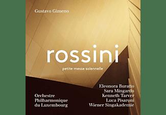 Orchestre Philharmonique Du Luxembourg - Rossini: Petite Messe solennelle  - (SACD)