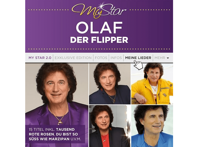 Olaf - My Star [CD]