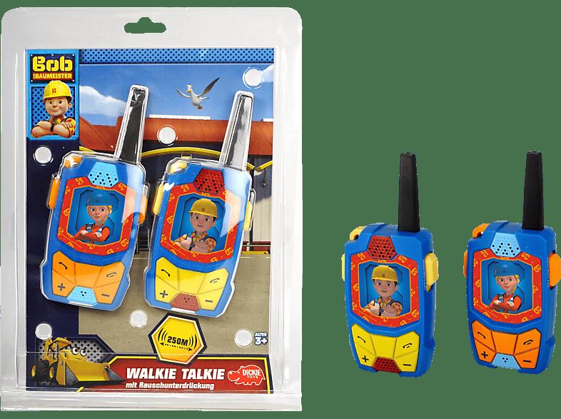 DICKIE TOYS BDB Walkie Talkie RC Walkie Talkie, Blau