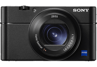 SONY Cyber-shot DSC-RX100 VA Zeiss NFC Digitalkamera Schwarz, 2.9x opt. Zoom, Xtra Fine/TFT-LCD, WLAN