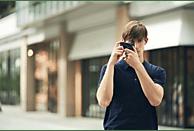 SONY Cyber-shot DSC-HX95 Zeiss Digitalkamera Schwarz, 18.2 Megapixel, 28x opt. Zoom, 7.5 cm (Typ 3) (4:3), 921.600 Bildpunkte, Xtra Fine, TFT-LCD, WLAN