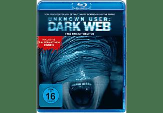 Unknown User: Dark Web Blu-ray