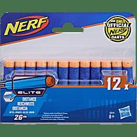NERF N-Strike Elite 12er Dart Nachfüllpack Nerf Zubehör, Mehrfarbig