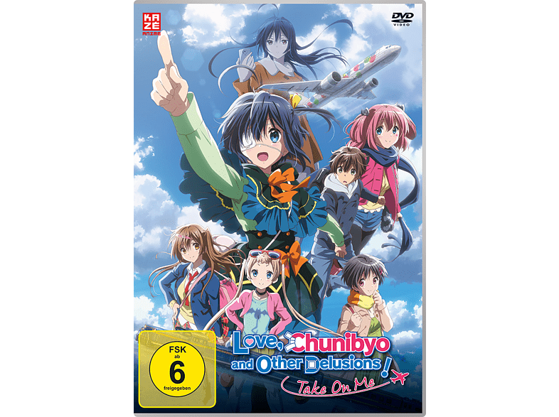 Love, Chunibyo & Other Delusion! – Take On Me [DVD]
