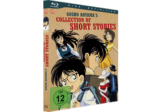 Gosho Aoyama's Collection of Short Stories Blu-ray
