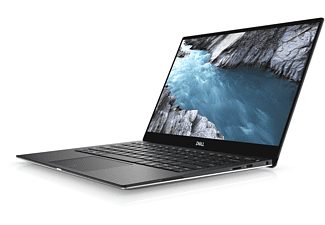 DELL XPS 9380, Notebook mit 13 Zoll Display, Intel® Core™ i5 Prozessor, 8 GB RAM, 256 GB SSD, Intel® UHD-Grafik 620, Silber