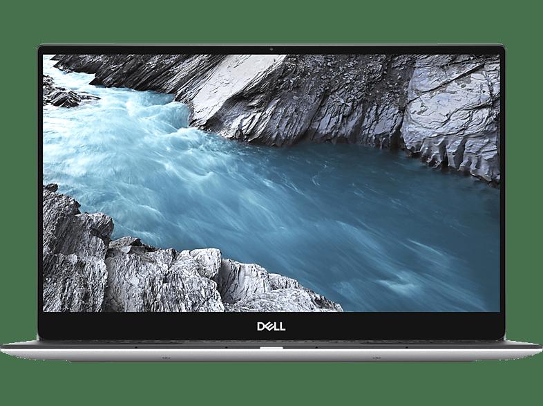 DELL XPS 9380, Notebook mit 13 Zoll Display, Core™ i7 Prozessor, 16 GB RAM, 1 TB SSD, Intel® UHD-Grafik 620, Silber