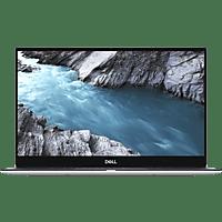DELL XPS 9380, Notebook mit 13 Zoll Display Touchscreen, Core™ i7 Prozessor, 16 GB RAM, 1 TB SSD, Intel® UHD-Grafik 620, Silber
