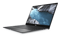 DELL XPS 9380, Notebook mit 13 Zoll Display, Core™ i7 Prozessor, 8 GB RAM, 256 GB SSD, Intel® UHD-Grafik 620, Silber