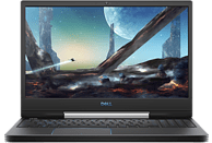DELL G5 5590, Gaming Notebook mit 15 Zoll Display, Core™ i5 Prozessor, 8 GB RAM, 1 TB HDD, 128 GB SSD, GeForce® GTX 1050 Ti, Schwarz, Weiß