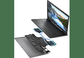 DELL G7 7790, Gaming Notebook mit 17,3 Zoll Display, Core™ i5 Prozessor, 8 GB RAM, 1 TB HDD, 128 GB SSD, GeForce RTX 2060, Schwarz, Grau